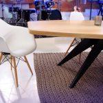 ARTMETA table artisanale et sur mesure Table C à Vous france 5