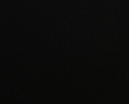 Échantillon de thermolaquage noir charbon