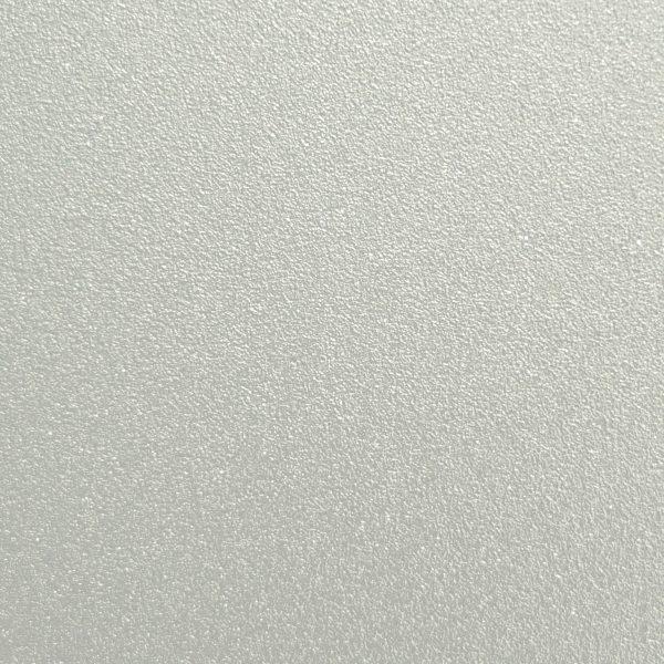 Échantillon de thermolaquage gris galet