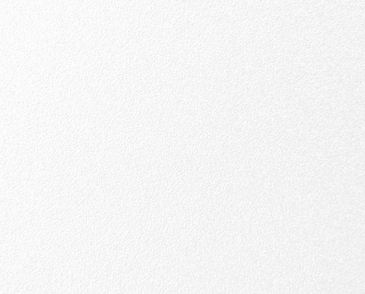 Échantillon de thermolaquage blanc