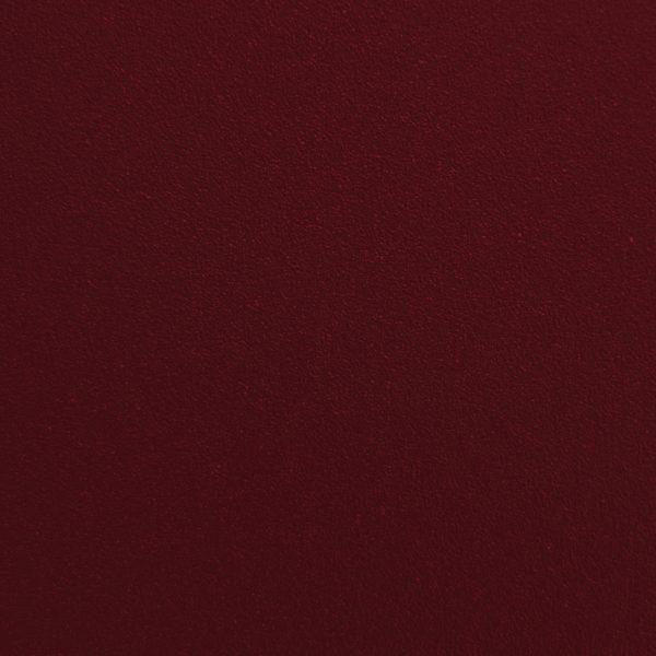 Échantillon de thermolaquage lie de vin