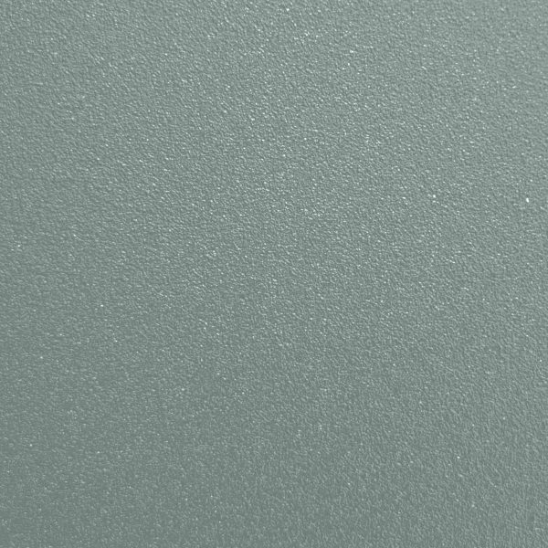Échantillon de thermolaquage vert de gris