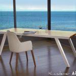 ARTMETA Table Profil table à manger