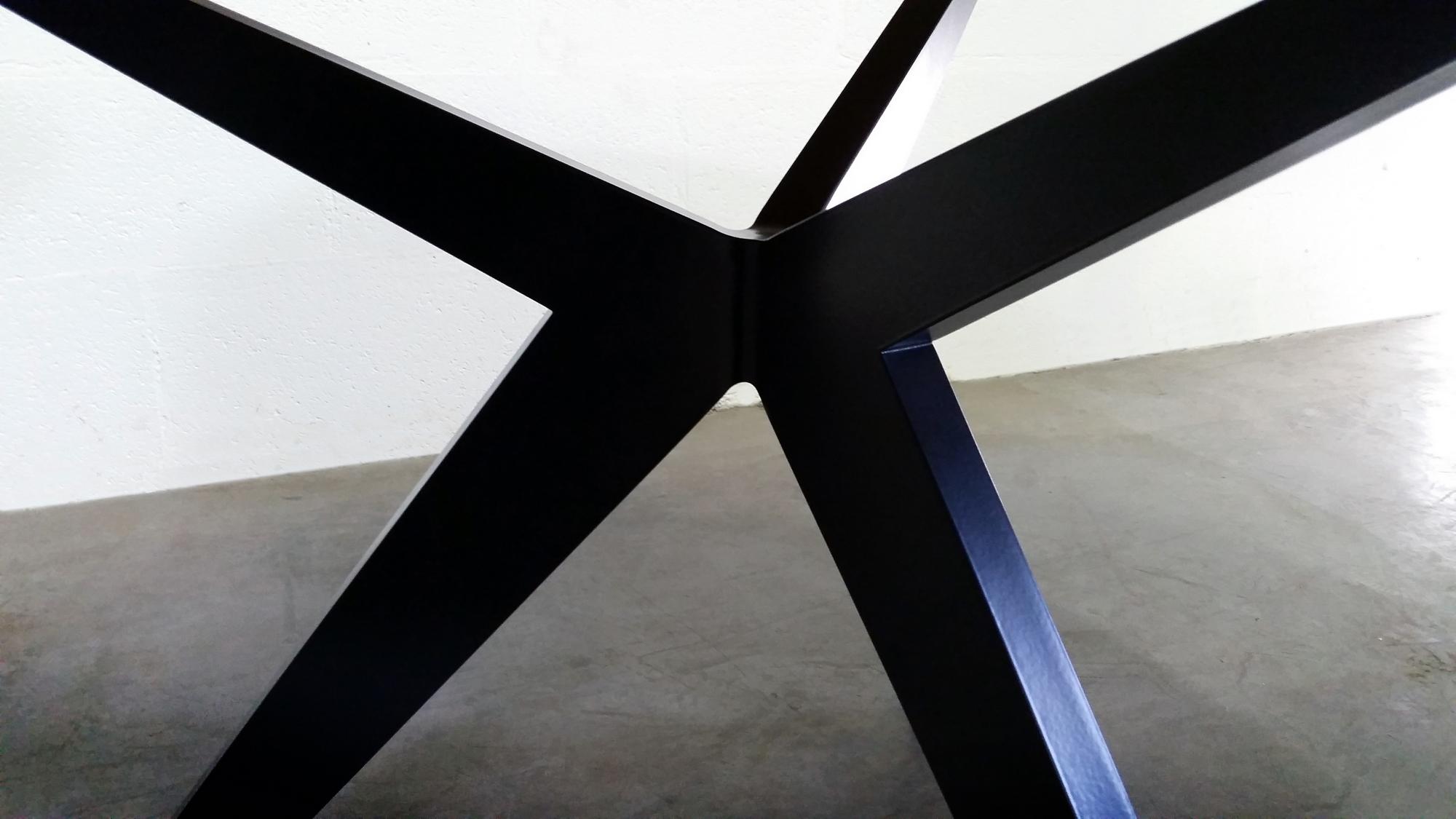 ARTMETA / table papillon ronde