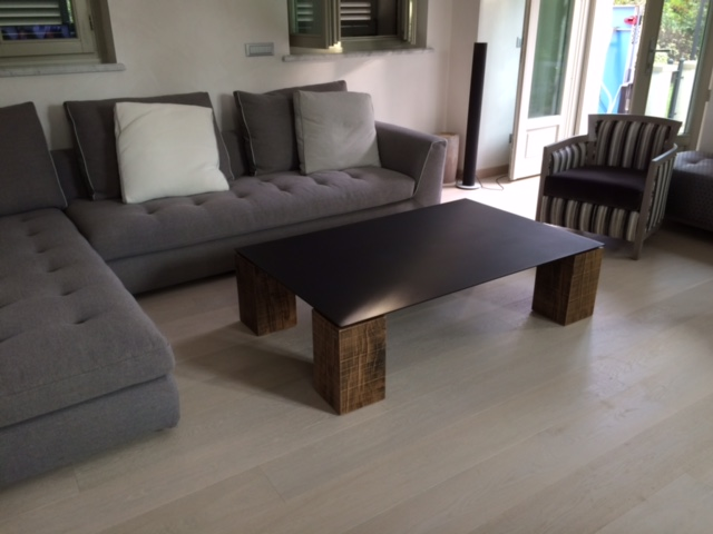 ARTMETA table basse contraste