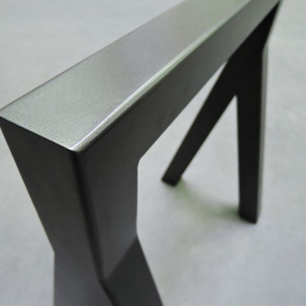 ARTMETA design tréteaux acier Y
