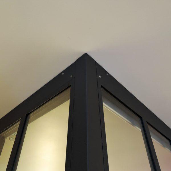 ARTMETA verrière intérieure en acier paris