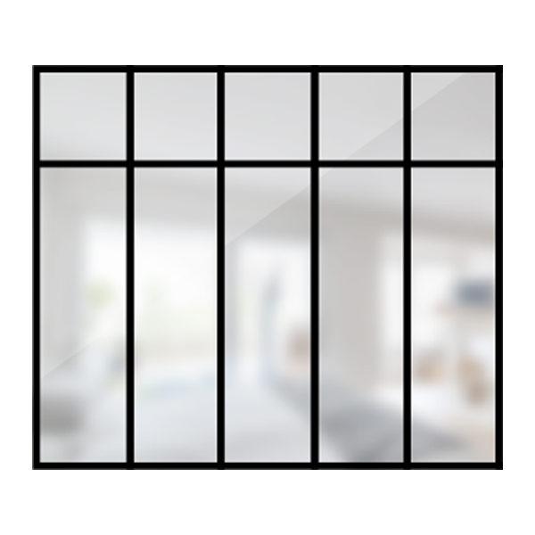 ARTMETA / verrière loft 5 travées