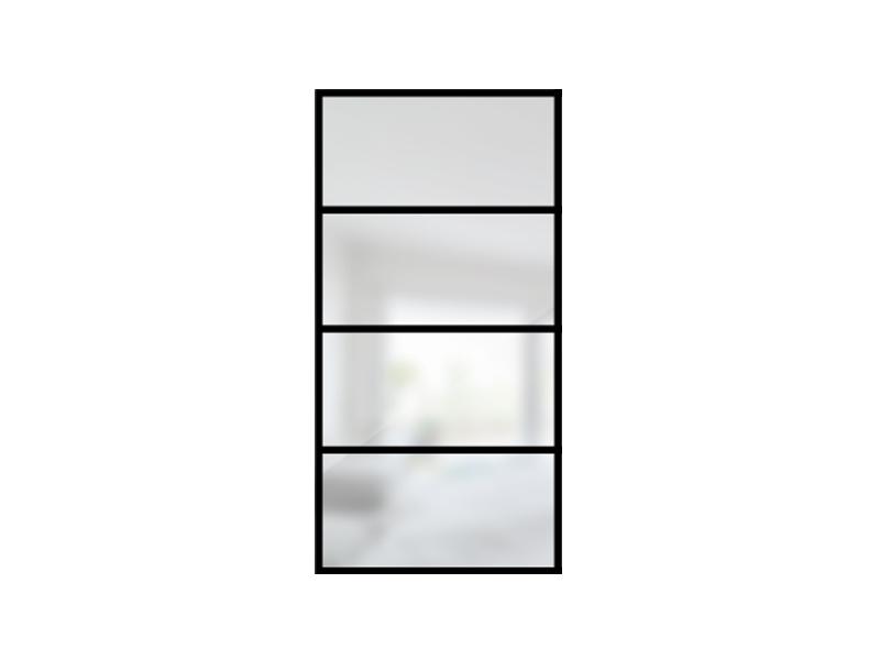 ARTMETA / verrière orangerie 4 verres