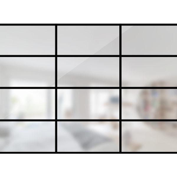 ARTMETA / verrière orangerie 12 verres