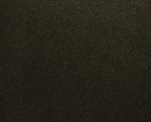 Échantillon de thermolaquage noir doré
