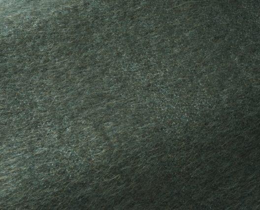 Échantillon de tissu yéti noir
