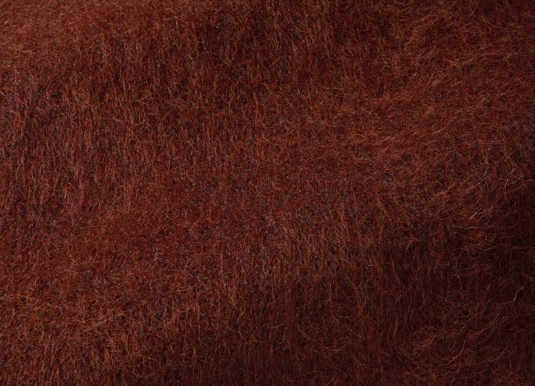 Échantillon de tissu yéti sous-bois