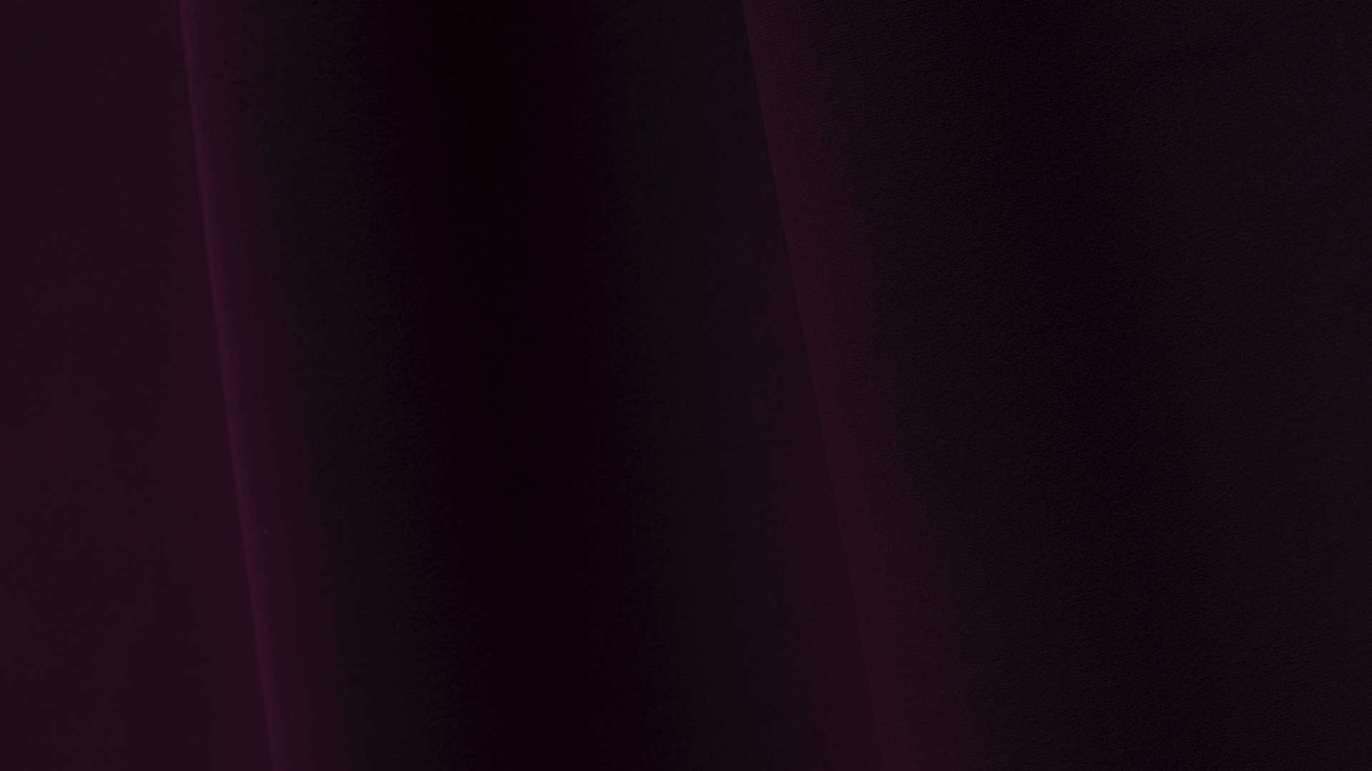 Échantillon de tissu velours prune