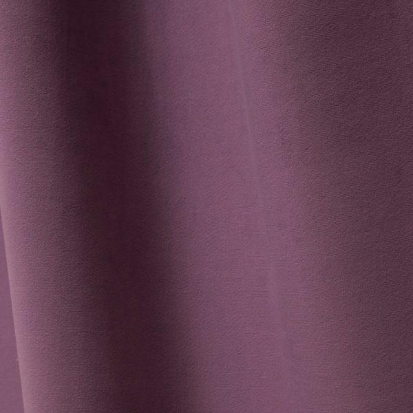Échantillon de tissu velours lilas