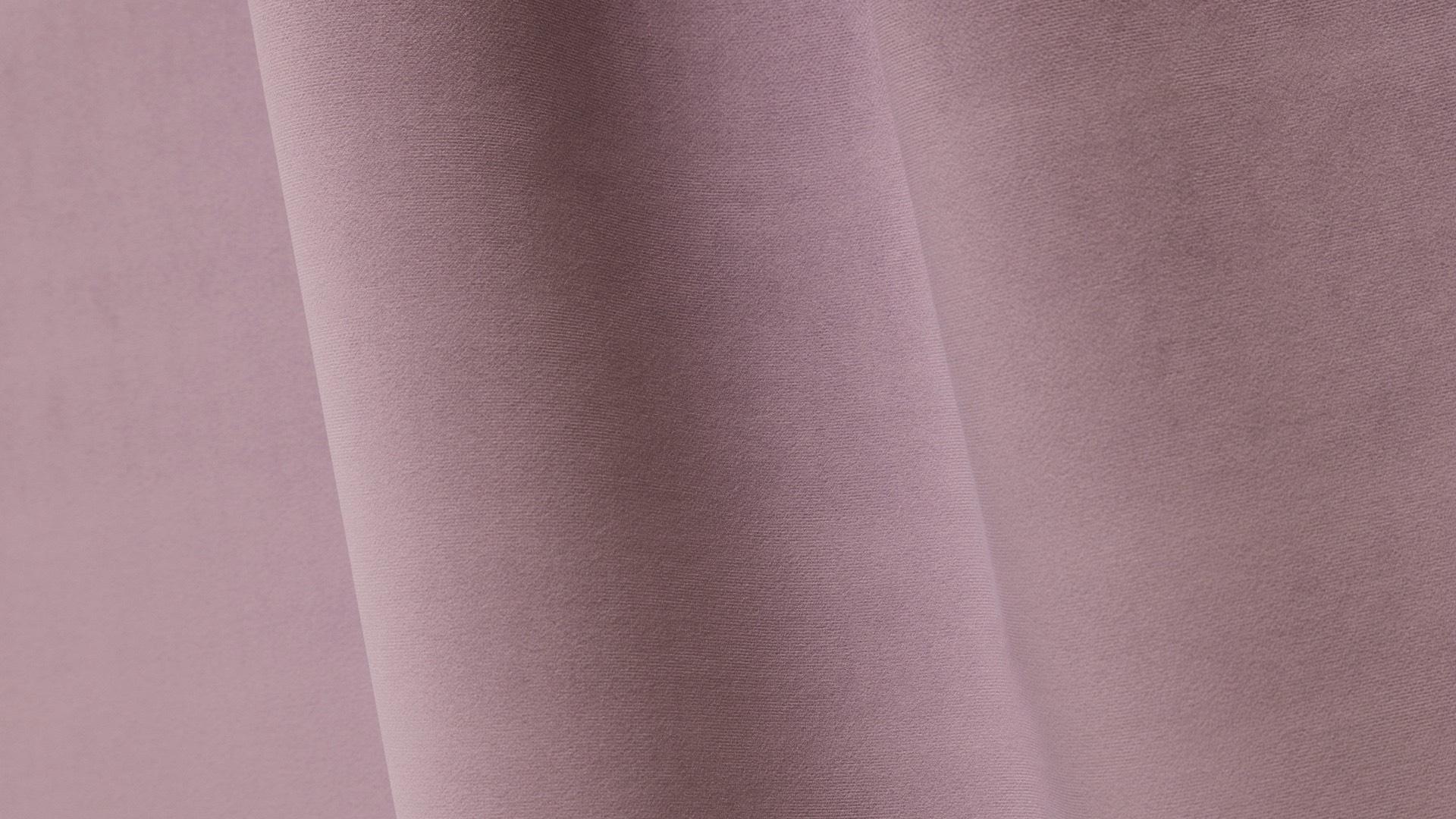 Échantillon de tissu velours parme