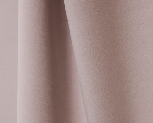 Échantillon de tissu velours dragée