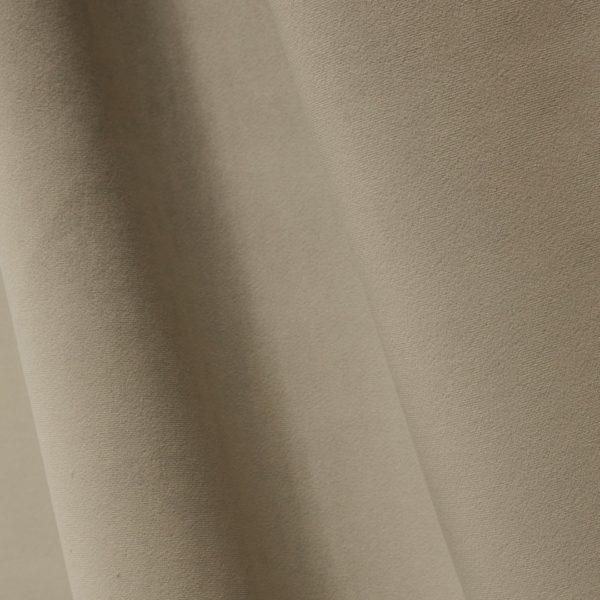 Échantillon de tissu velours nacre