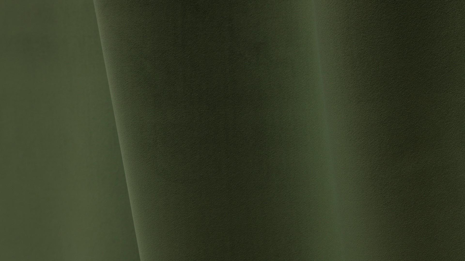 Échantillon de tissu velours sauge
