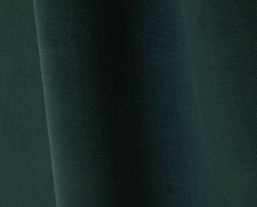 Échantillon de tissu velours sapin