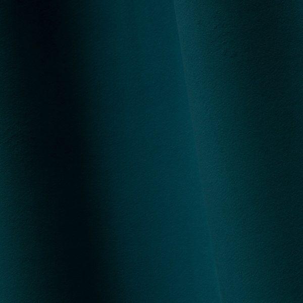 Échantillon de tissu velours marine