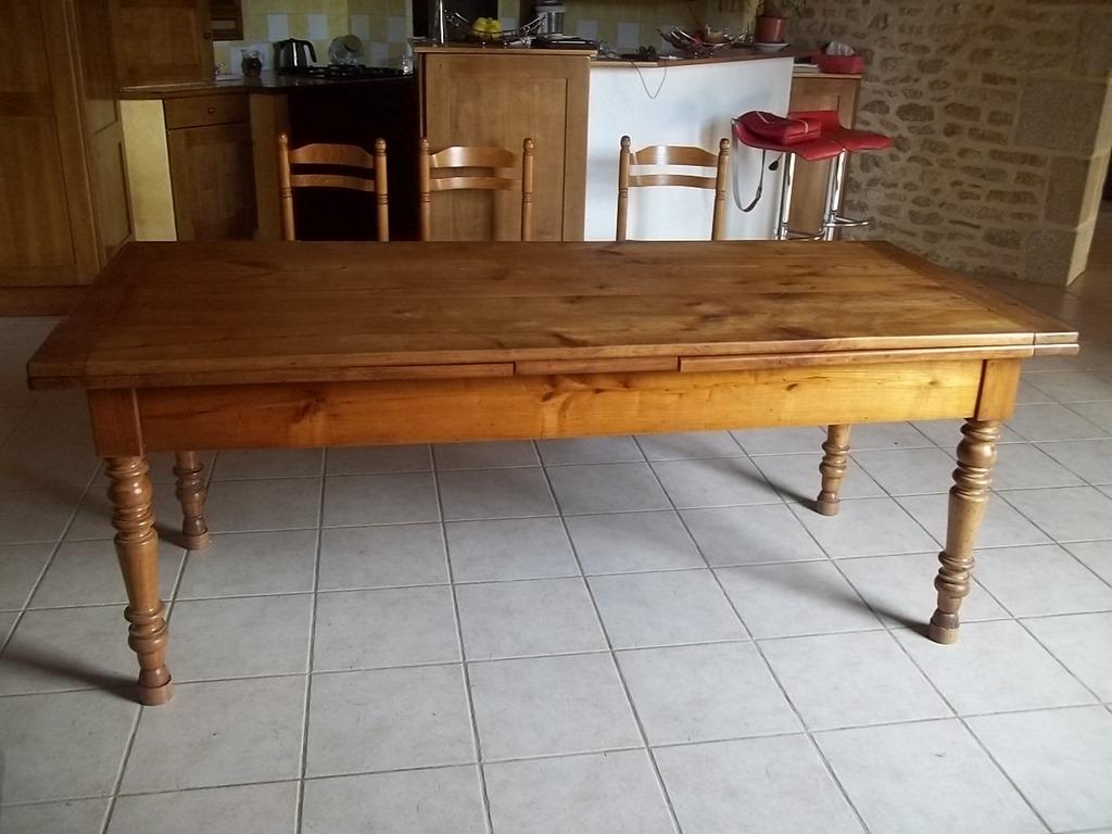 Comment Relooker Votre Ancienne Table Voici Un Exemple