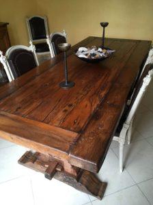 comment Relooker sa table à manger ? / ARTMETA / Table monastère