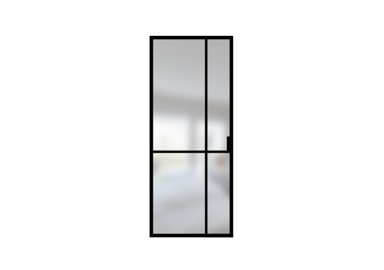 Porte verrière art déco n°1