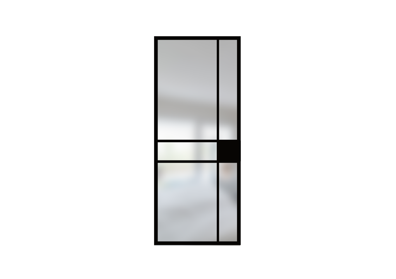 Porte verrière art déco n°4