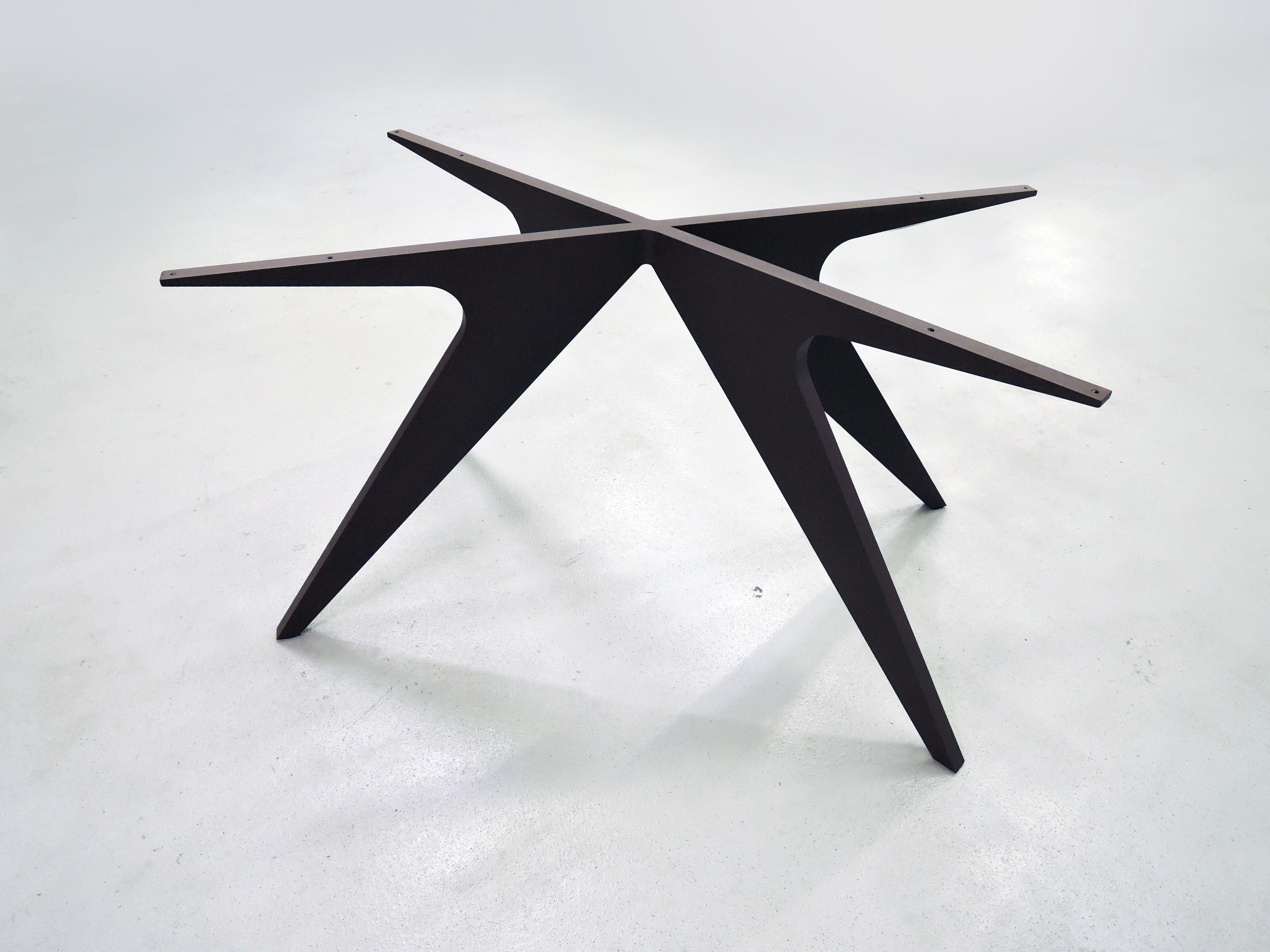 Pied De Table Meduse Fabrication Artisanale Francaise