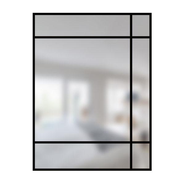 ARTMETA / Verrière Art déco de 6 verres N°2