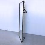 ARTMETA miroir portant en acier