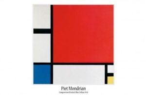 Piet MONDRIAN / Composition II