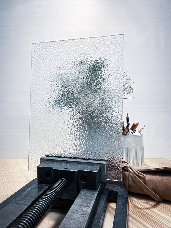 Verrière acier ARTMETA / Mixer différents types de verres / Verre KRALIKA