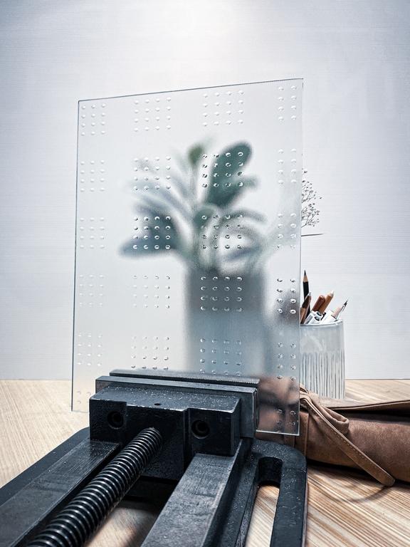Verrière acier ARTMETA / Mixer différents types de verres / Verre MASTER LENS