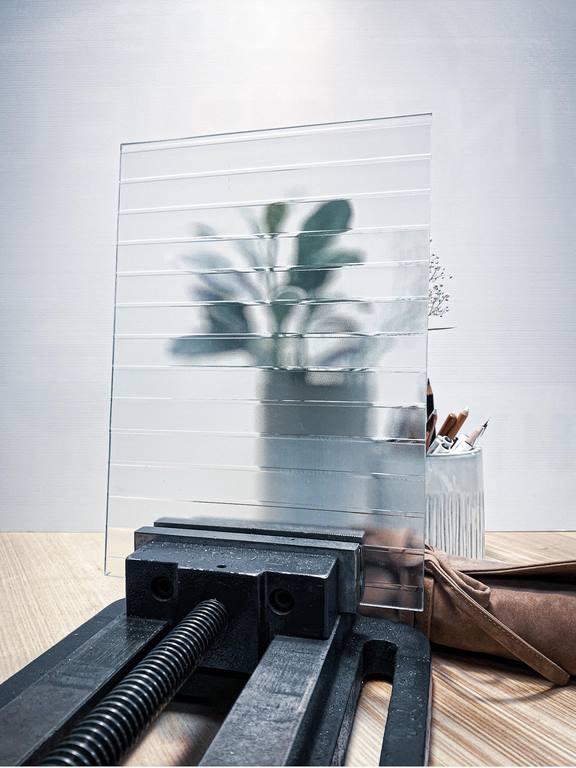 Verrière acier ARTMETA / Mixer différents types de verres / Verre MASTER LIGNE