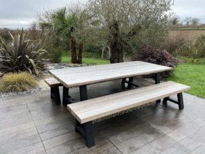 Table de jardin ARTMETA Printemps