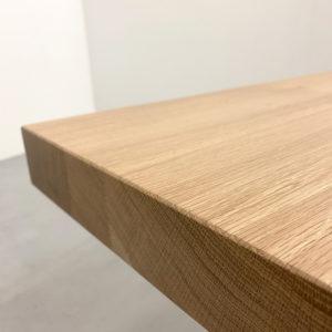 Définition arête avec chanfrein bois massif ARTMETA