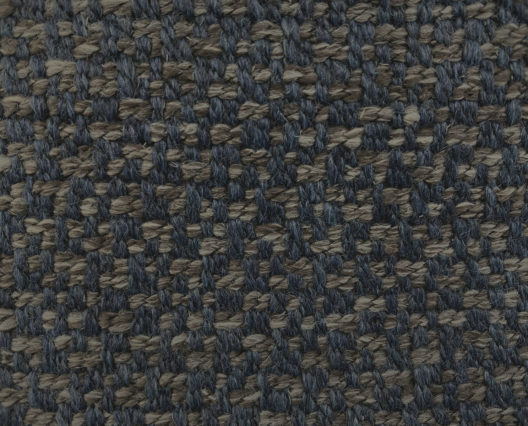 Tissu bleu pour chaises ARTMETA