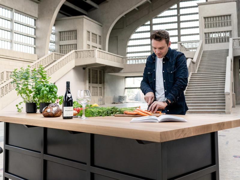 Artmeta : une cuisine pas comme les autres