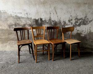 Comment associer des chaises dépareillées ?